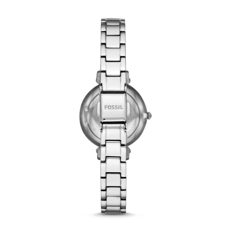 Kinsey Three-Hand Stainless Steel Watch
