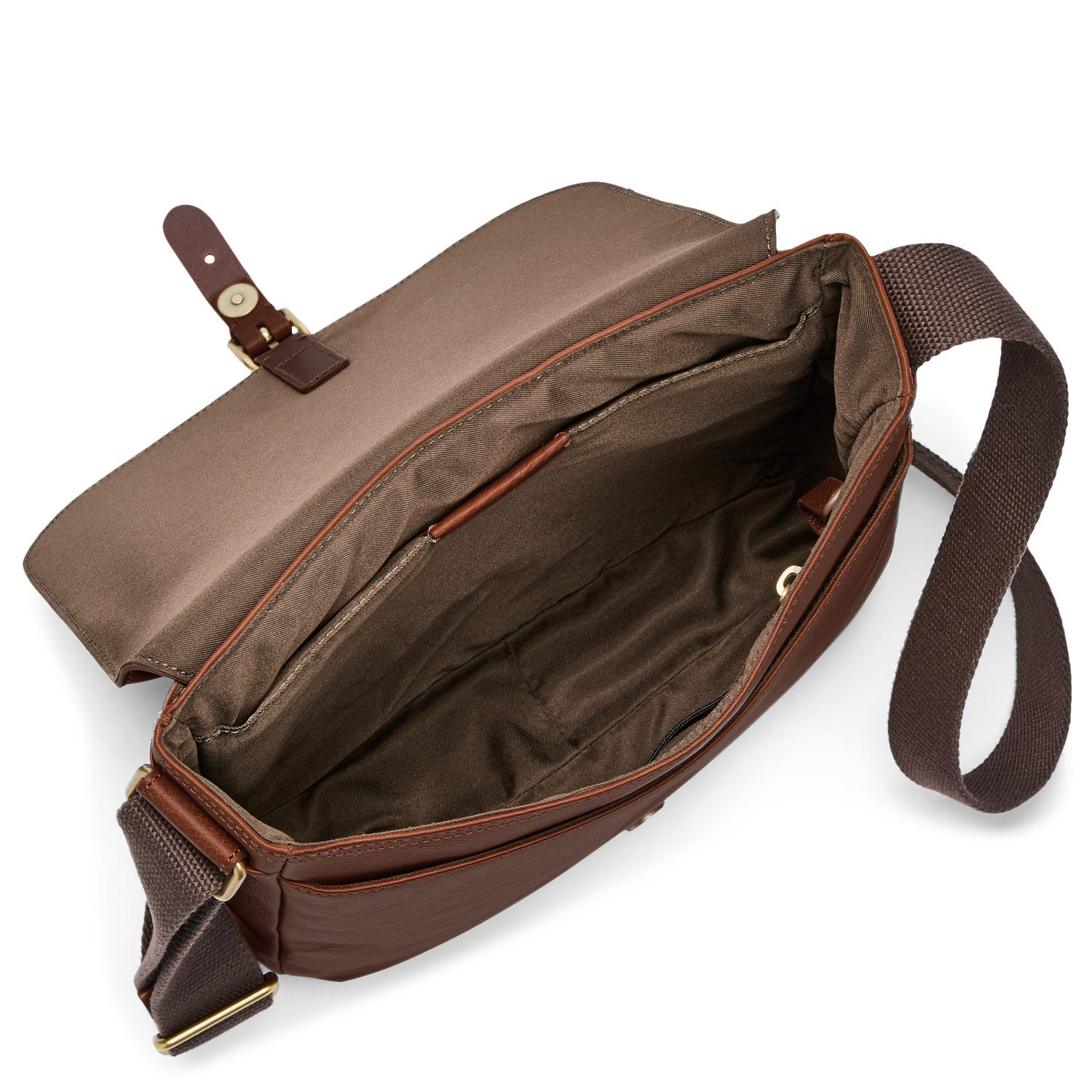 Buckner NS City Bag Cognac