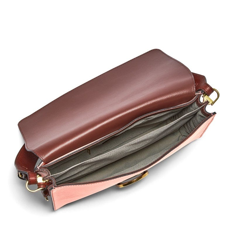 Finley Shoulder Bag Persimmon